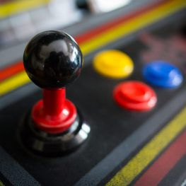 Build an arcade console with Raspberry Pi - Bits and books