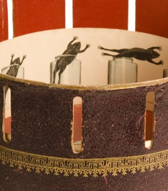 Workshops for children: build your own zoetrope